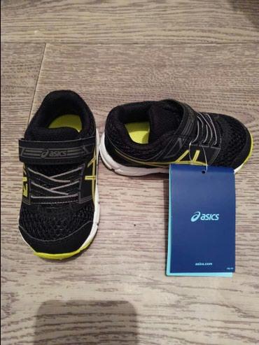 Обувь из Америки фирма Asics. Размер на 2-3 года. Ортопедические в Бишкек
