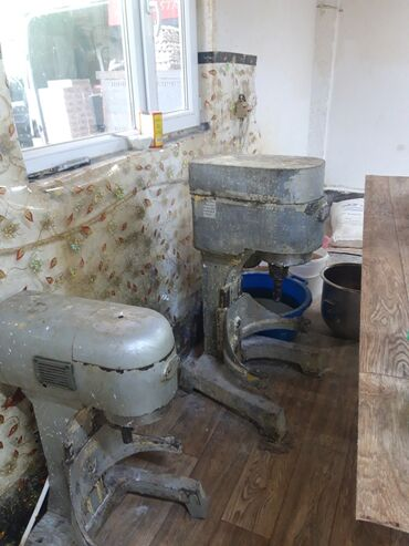 Услуги - Кызыл-Суу: Пекарня роторная миксеры упавычный термо тунел