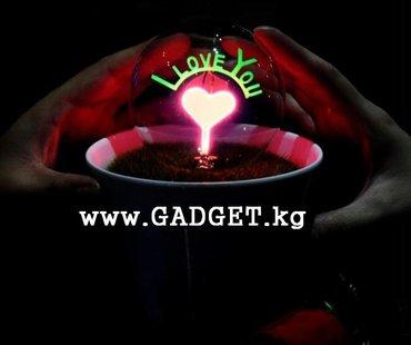 Романтический ночник - подарок. Сердце. в Бишкек