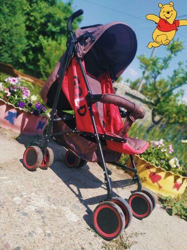 Детский мир - Шевченко: Состояние качество отличное. Для прогулок очень удобная.Цвет очень