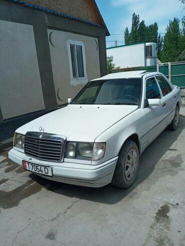 Mercedes-Benz 250 1.4 л. 1991