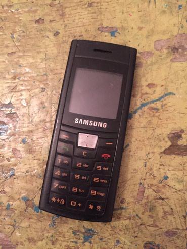 C170 - Azərbaycan: Samsung C170 qara