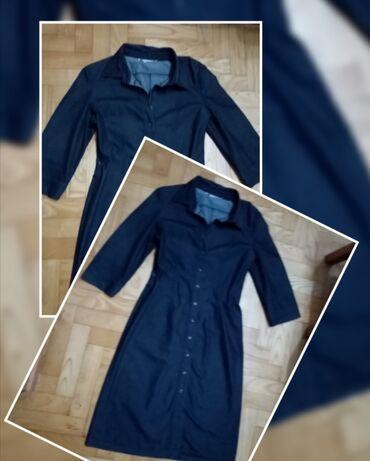 Ženska odeća | Beograd: Texas haljina/// u crnoj bojiIma likre pa lepo prati liniju telaRukavi