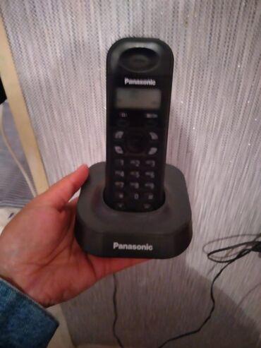 panasonic nv gs60 в Азербайджан: Panasonic ev telefonu