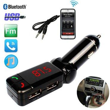Bluetooth модуляторСегодня такие приспособления приобрели большую поп в Бишкек