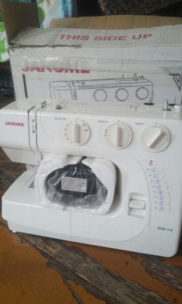 Швейная машинка janome sw-14, состояние отличное. в Бишкек