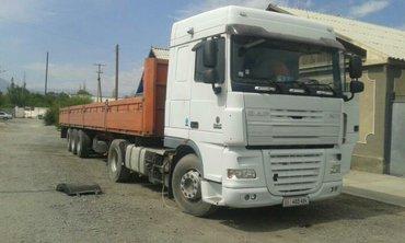 продаю или меняю даф 105-460 2007гв без пробега, без вложений. только  в Бишкек