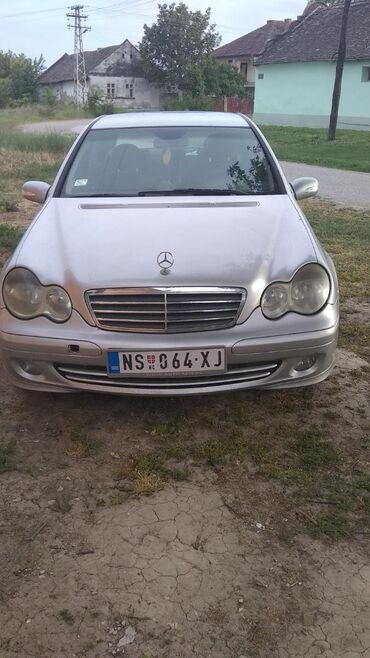 Mercedes-Benz | Srbija: Mercedes-Benz C-Class 2.2 l. 2004 | 999999999 km