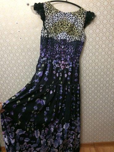 Платья шикарный длинный материал в Бишкек