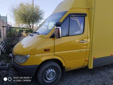 Купить бус спринтер грузовой - Кыргызстан: Mercedes-Benz Sprinter Classic 2.2 л. 2002 | 2200000 км