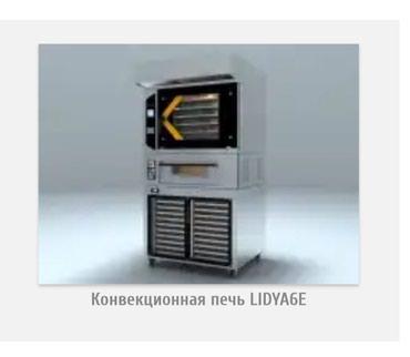 Ремонт конвекционных печей. в Бишкек
