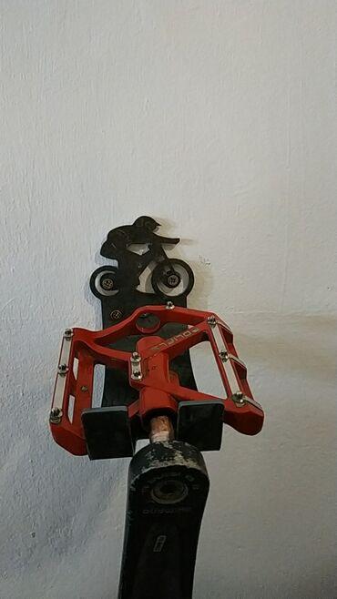 detskij velosiped univega dyno 160 в Кыргызстан: Комплект крепежа для хранения велосипеда на стене за