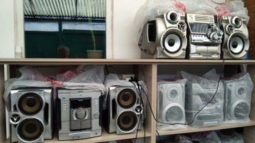 Продаю муз центры не дорого как усилитель в Бишкек