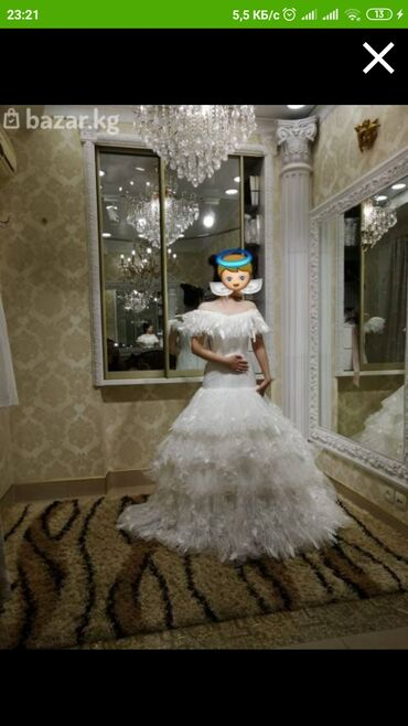 Продаю свадебное платье! Состояние отличное одевали 1 раз! Писать в W