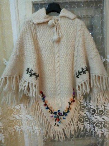 Broj-kaputic-vuneni - Srbija: Ponco,vuneni rucni rad