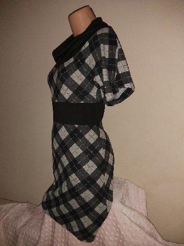 Kaput-ramena-rukav-cm - Srbija: Simpaticna haljinica S/M Duzina 79cm Grudi 37cm Ramena-rukav 75cm