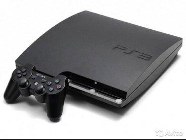 Видеоигры и приставки - Кыргызстан: Продаю sony PS 3. 2 джойстик hdmi кабель зарядки и кабель питанияИгры