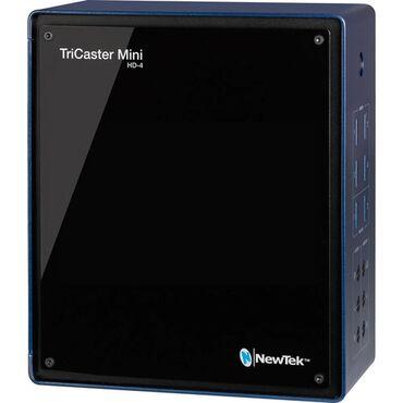 Newtek tricaster mini hdmi Многокамерная съёмкаТрансляция практически