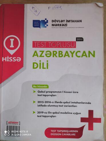 azerbaycan dili test toplusu pdf в Азербайджан: Az dili test toplusu (köhnə)