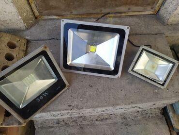 инверторы для солнечных батарей 80 500 в Кыргызстан: Три прожектора не рабочие 20 ваттные за все 500 сом