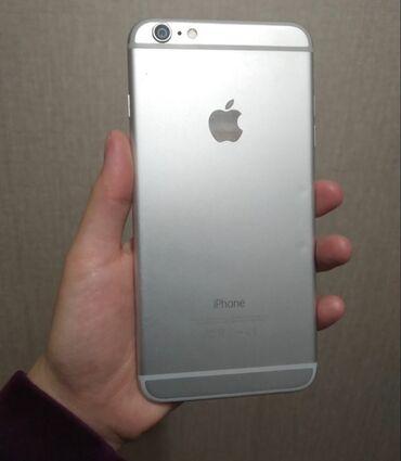 touch 6 в Кыргызстан: Б/У iPhone 6 Plus 128 ГБ Серый (Space Gray)