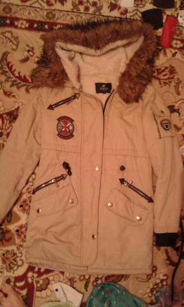 Куртка дубленка 500с в Бишкек