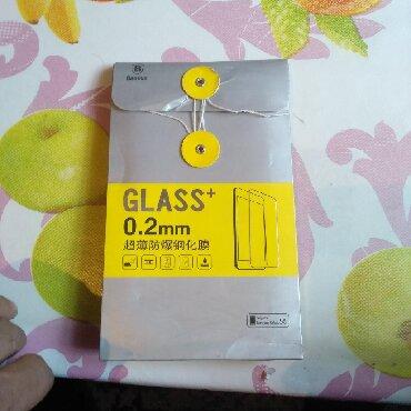 защитные пленки для mp3 плееров в Кыргызстан: Защитное стекло для Самсунг s6