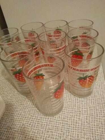 Стаканы - Кыргызстан: Продаю набор стаканов 10 шт., Китай
