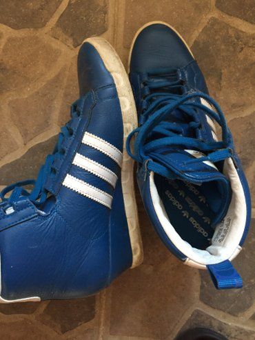 Ženska patike i atletske cipele - Obrenovac: Broj 37,Adidas patike duboke sa skrivenom petom