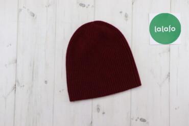 Жіноча шапка у рубчик Uniqlo   Довжина: 23 см Ширина: 22 см Матеріал