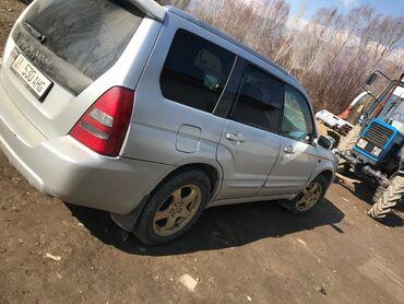 Subaru Forester 2 л. 2002 | 271000 км