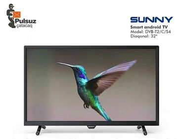 sunny - Azərbaycan: Televizor Sunny (81 sm) Smart TVSifariş et Endirimli Nağd qiymətə