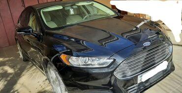 Ford Fusion 1.5 l. 2014
