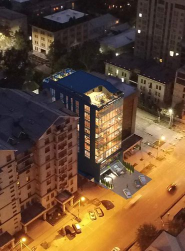 Срочно!!! Сдаю офисное помещ.S-60м2 на 7м в Бишкек