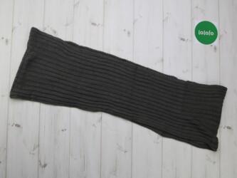 Хомут-шарф   Длина: 81 с ширина: 20 см Состояние хорошее