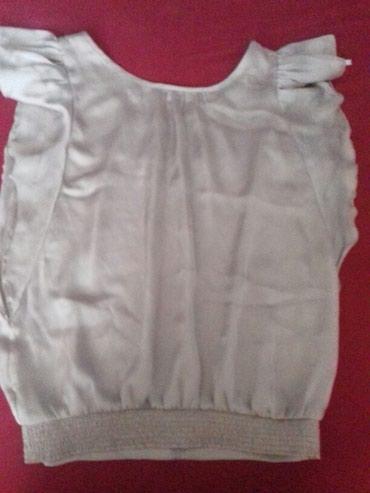 Jako lepa elegantna majca svilena neobicne boje uklopiva - Prokuplje