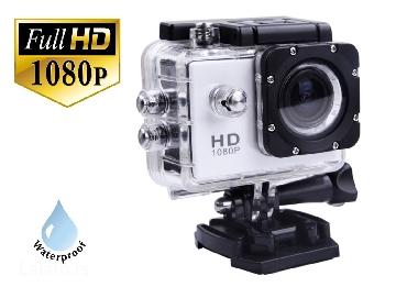 Sports Full HD 1080P DV 2.0 Inča LCD Odlična akciono-sportska full - Nis - slika 3