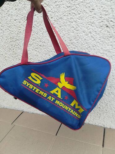 Torba visina duzina - Srbija: Torba za rolere, visina 32cm, duzina 36cm
