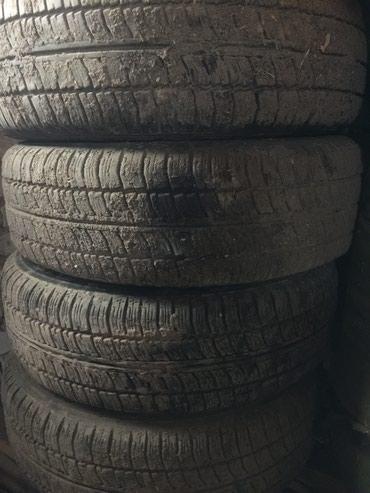 Продаю шины все сезоные размер 14 /65/175 с в Токмак