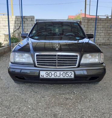 Mercedes-Benz C 180 1.8 l. 1995   509399 km