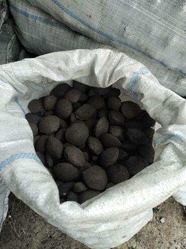 Продаю брекетированный уголь. Один мешок весит 40кг