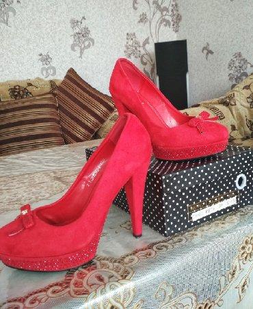 made in italy tufli в Кыргызстан: Продаются туфли в идеальном состоянии (одевались лишь 1 раз на