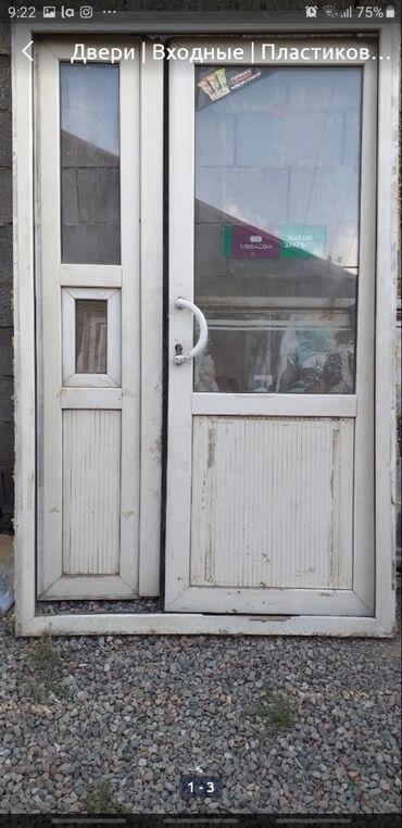 Витражи на окна - Кыргызстан: Двери | Входные | Пластиковые