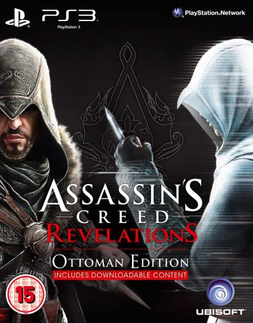 Bakı şəhərində Assassins creed revelations ottoman editions для ps3