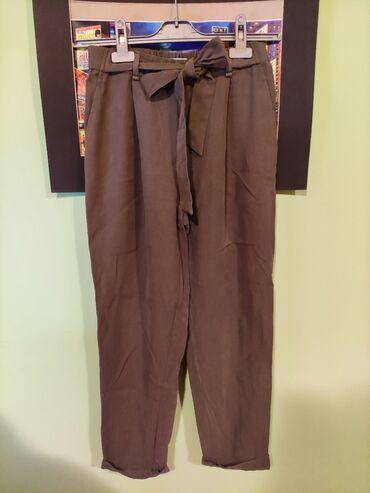 Denis brown - Srbija: Large pants green / brown - S size