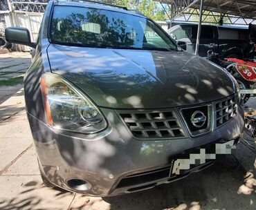автомобиль nissan note в Кыргызстан: Nissan Rogue 2.5 л. 2008 | 82206 км