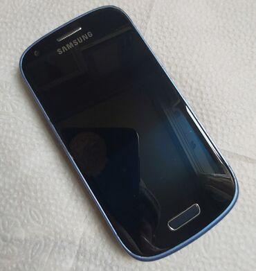 4 струнная гитара маленькая в Азербайджан: Б/у Samsung Galaxy S3 Mini 4 ГБ Синий