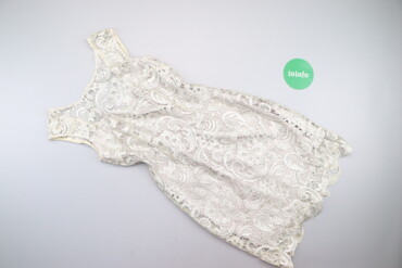 Жіноча ажурна сукня Alythea, p. M    Довжина: 87 см Ширина плечей: 38