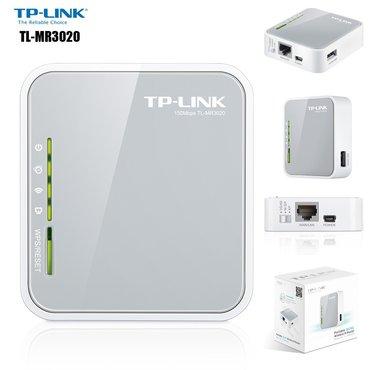 wi-fi-4g-wingle в Кыргызстан: 4G WIFi роутер Wi-Fi Router TP-LINK TL-MR3020 Wireless-N Broadband 3G/