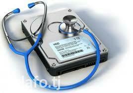 Восстоновление данных.Востоновление удалённых файлов из Жесткой диски в Milove